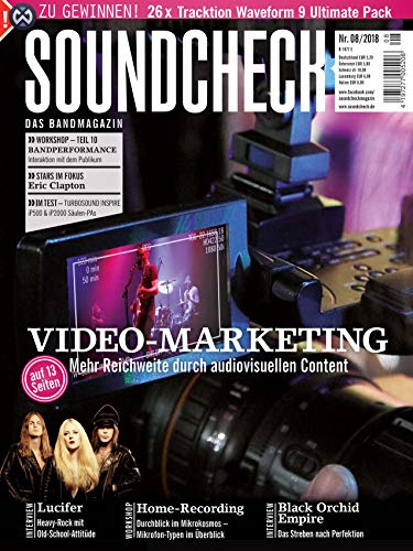 Video Marketing Special im Soundcheck - Das Bandmagazin