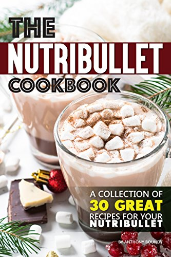The Nutribullet Cookbook: A Collection of 30 Great Recipes for Your Nutribullet (English Edition) Green Pepper Shaker