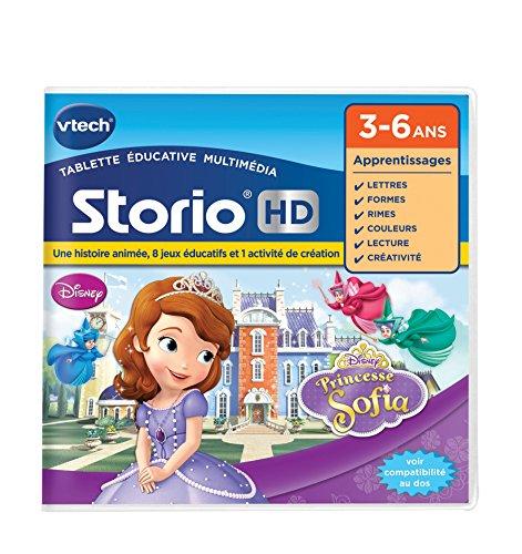 VTech 272005–Juego para Tableta Storio HD