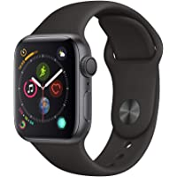 Apple Watch Series 4 smartwatch Grigio OLED GPS satellitare