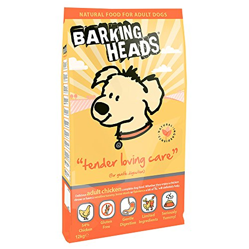 Barking Heads Dog Food Tender Loving Care Chicken & Rice 12kg