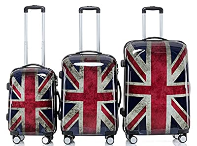 2060 Travel Suitcase Set Trolley Luggage Set Suitcase Hard Shell Suitcase Set in 12 Designs Set of 4, Set of 3 and Single Size XL/L/M/S) from BEIBYE