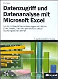 Datenzugriff und Datenanalyse mit Microsoft Excel, m. CD-ROM