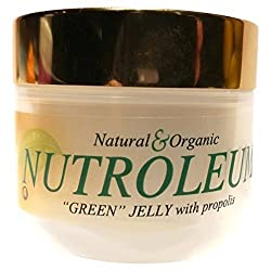 3rd+Rock+Essentials 3rd Rock Nutroleum Jelly - Water SOLUBLE - Lip balm, Cracked Skin Treatment, Diaper Rash Prevention - Alternative to Petroleum Jelly - Compare to Vaseline, Waxelene, Aquaphor, Un-Petroleum and others