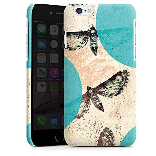 Apple iPhone 6 Housse Étui Silicone Coque Protection Mites Motif Motif Cas Premium brillant