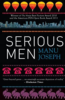 Serious Men by [Joseph, Manu]