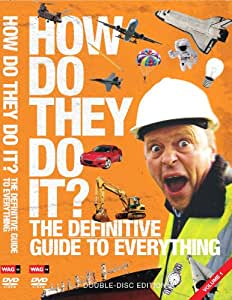 How Do They Do It? (volume 1) [DVD]