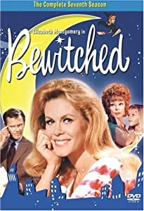 Bewitched: Complete Seventh Season [DVD] [Region 1] [US Import] [NTSC]