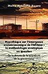 Hypotheque Sur Lemergence Socioeconomique de Lafrique  la Méthodologie Stratégique en Questions par Hyacinthe Awono Mait