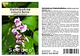 Seedeo® Helmbohne/IndischeBohne (Lablab purpureus) 30 Samen