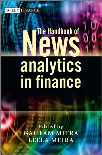 The Handbook of News Analytics in Finance (Wiley Finance Series, Band 527) - Mitre Serie