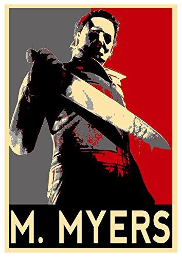 ropaganda Horror - Michael Myers - A3 (42x30 cm) ()