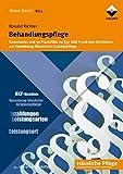 Behandlungspflege: Kommentar und 50 Praxisfälle zu § 37 SGB V und den Richtlinien zur Verordnung HKP (Häusliche Pflege)