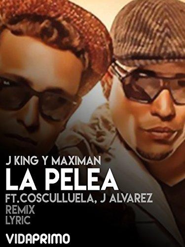 J King y Maximan - La Pelea - Remix ft. Cosculluela, J Alvarez - Lyric