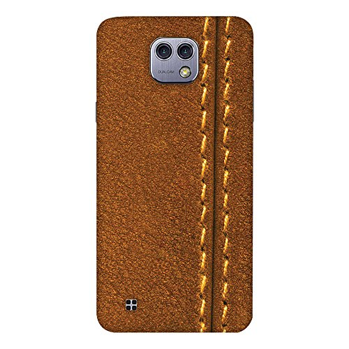 FASHEEN Premium Designer Soft Case Back Cover for LG X Cam K580