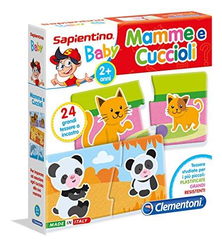 Clementoni 11969 - Clementoni Baby Mamme e Cuccio