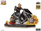 Iron Studios Marvel Comics Statue 1/10 Ghost Rider CCXP 2019 Exclusive 20 cm