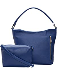 ADISA AD4034 Women Handbag With Sling Bag Combo