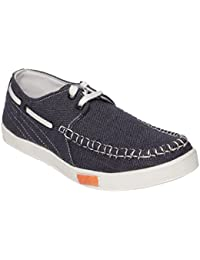 Desi Juta New Latest Fashion Finesse Casual Canvas Derby Shoes for Men/Mens/Men's