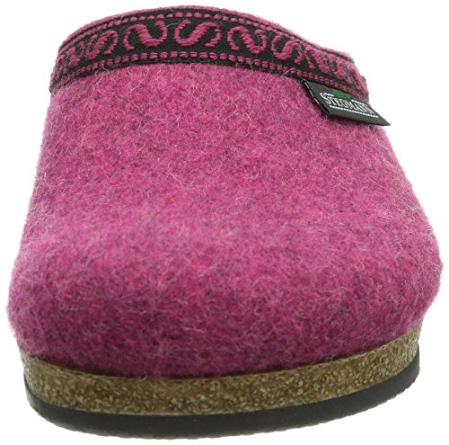 Pantofole Stegmann 108 Unisex Per Adulto Rosa (fragola 8823)