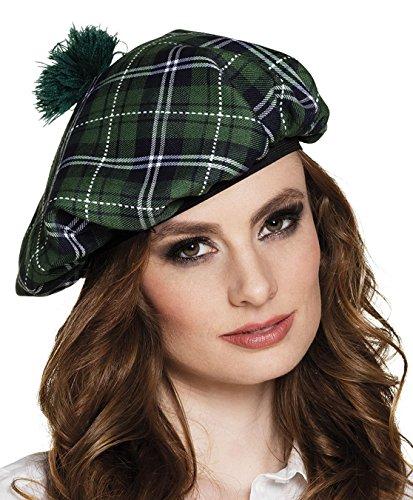 - Schottische Mütze