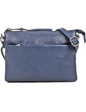 PHIL+SOPHIE, Leder Damen Handtaschen, Abendtaschen, Clutch, Umhängetaschen, Crossover-Bags, Crossbodys, Leder,...
