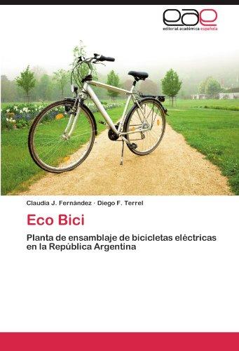 Eco Bici por Fernàndez Claudia J.