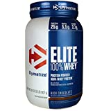 Dymatize Elite Whey Protein Isolate - 2lb (Rich Chocolate)