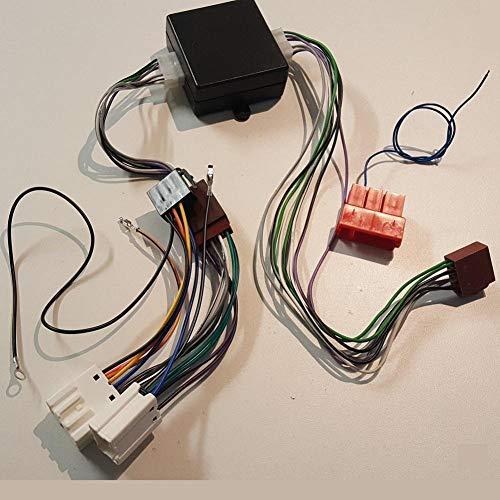 Fiche ISO Autoradio K350ZBOSE compatible Nissan 350Z Murano ap04 avec Ampli Bose - ADNAuto