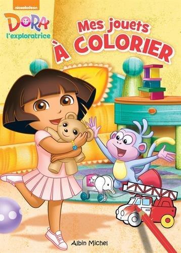 Mes jouets à colorier