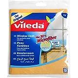 Vileda - 4003460 - Chamoisette Spéciale Vitres -Lot de 3
