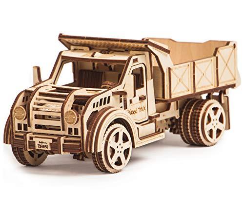 Wood Trick Holz Modell Kit - LKW (Lkw-puzzle)