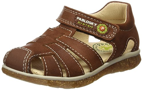 Pablosky 577996, Sandales garçon Marron