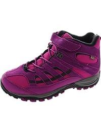 Merrell  Chameleon 4 Mid, Chaussures d'athlétisme pour fille rose rose