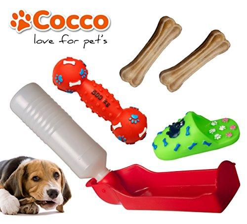 set-para-perros-y-gatos-2-huesos-un-juego-de-goma-y-un-viaje-abrevadero-agua-botella-sed