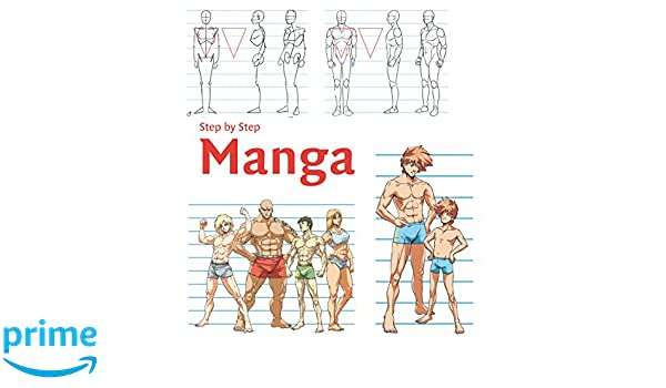 Buy Step By Step Manga Book Online at Low Prices in India  Step