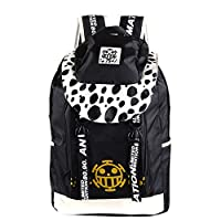 Gumstylekxgj One Piece Pattern Cosplay Backpack Rucksack Knapsack Schoolbag Laptop Bags Daypack for Boys and Girls