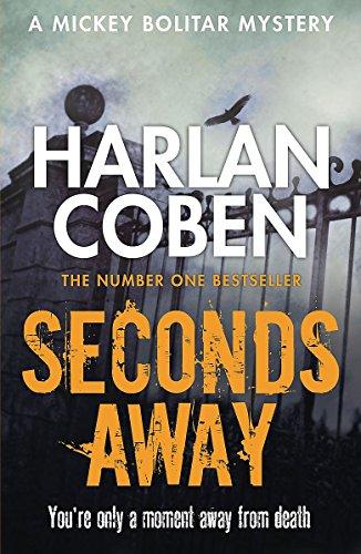 Seconds Away (Mickey Bolitar 2) por Harlan Coben