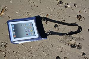 Custodia impermeabile per il Apple iPad 4 Retina Display - iPad 3 - iPad 2 - iPad - Tablet PC - Azzurro