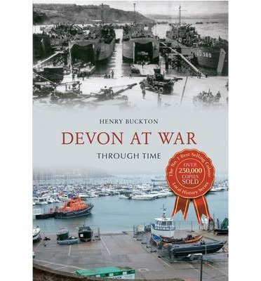 Devon at War Through Time (Paperback) - Common