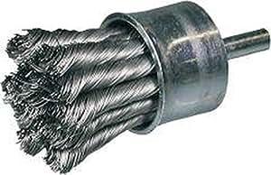 Pinselbürste Stahldr. 6mm23x29x0,35mm gez. FORMAT