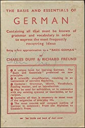 The Basis and Essentials of German