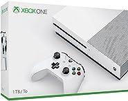Contenuto della confezione: Console Xbox One S con hard disk da 1TB Controller wireless Cavo HDMI Cavo di alimentazione 14 giorni di abbonamento a Xbox Live Gold Più elegante. Più sottile. Più nitida.La nuova console Xbox One S, realizzata in...