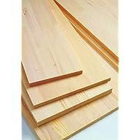 Amazon.it: tavole di legno grezzo: Fai da te