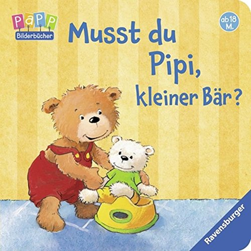 Musst du Pipi, kleiner Bär? (S@ Wenn Der)
