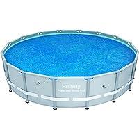 Telo solare termico Bestway per piscine circolari frame 488 cm