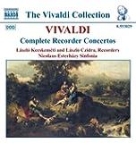 Vivaldi: Recorder Concertos (Complete)