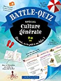 Battle-Quiz Culture Generale - Cahier de vacances...