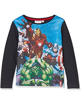 Marvel Avengers Thor Lightning, Camiseta para Niños