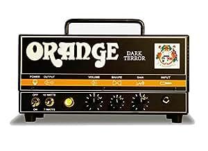 Orange Dark Terror Head, Vollröhren Topteil